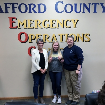 SCHCF offers scholarships for the Stafford County EMS EMT class